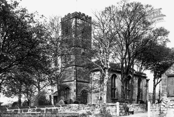 Wickersley, St Albans Church c1955.  (Neg. W228001)  © Copyright The Francis Frith Collection 2008. http://www.francisfrith.com