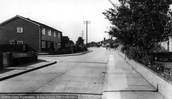 Photo of Wickford, Azalea Avenue c.1960
