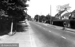 Billericay Road c.1960, Wickford