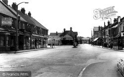 Wickford, Broadway c.1960