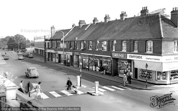 Photo of Wickford, Broadway c.1965