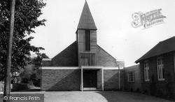 Church c.1965, Wickford
