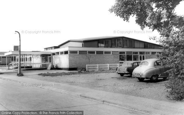Photo of Wickford, Community Centre c.1965