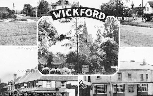Photo of Wickford, Composite c.1960