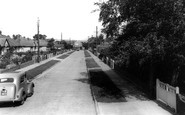 Wickford, Deirdre Avenue c1965