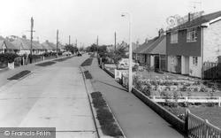 Deirdre Avenue c.1965, Wickford