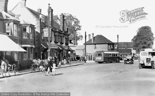 Photo of Wickford, High Street c1955