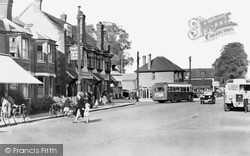 Wickford, High Street c.1955