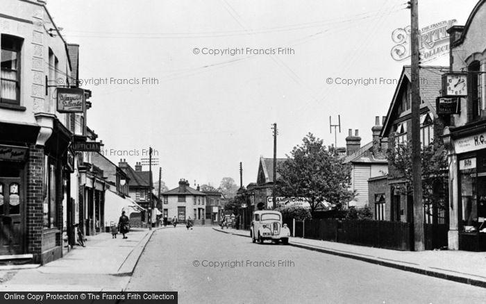 Photo of Wickford, High Street c.1955