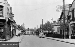 High Street c.1955, Wickford