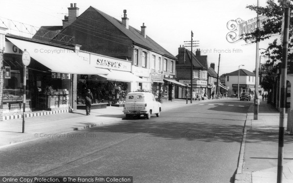 Photo of Wickford, High Street c.1960