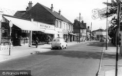 High Street c.1960, Wickford