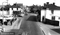 High Street c.1965, Wickford
