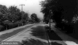 Highcliffe Road c.1965, Wickford