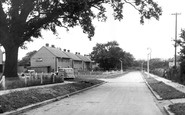 Wickford, New Estate c1955