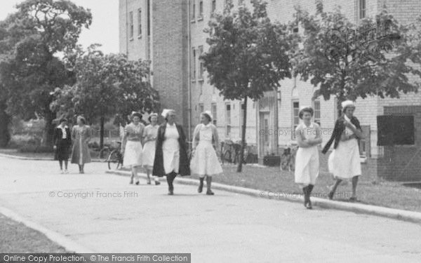 Photo of Wickford, Nurses From Runwell Hosptal c.1955