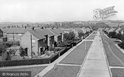 Rettendon View c.1965, Wickford