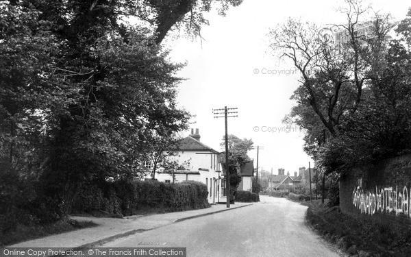Photo of Wickford, Runwell c.1955