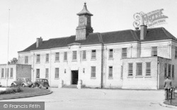 Wickford, Runwell Hospital Administration Block c.1955