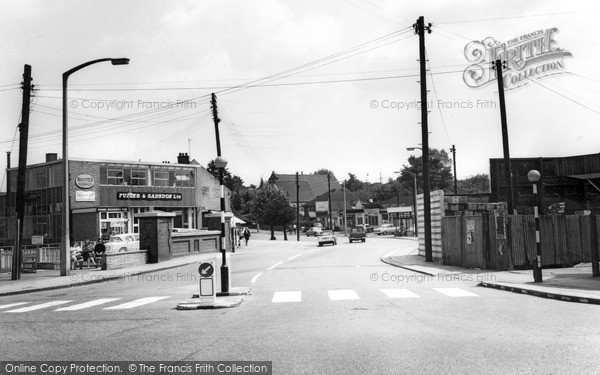 Photo of Wickford, Southend Road c.1960