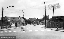 Southend Road c.1960, Wickford