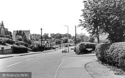 Wickford, Southend Road c.1960