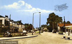 Southend Road c.1965, Wickford