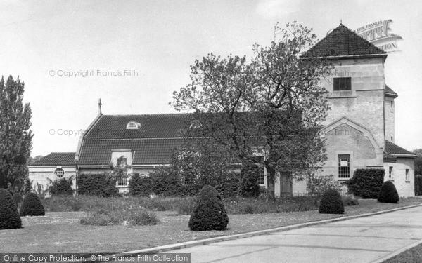 Photo of Wickford, St Luke's Church, Runwell Hospital c.1955