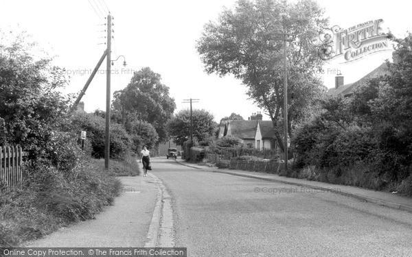 Photo of Wickford, Swan Lane c.1955