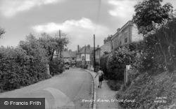 Swan Lane c.1955, Wickford