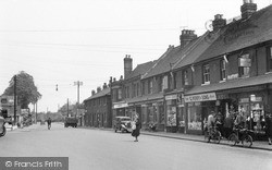 Wickford, The Broadway 1950
