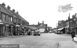 Wickford, The Broadway c.1955