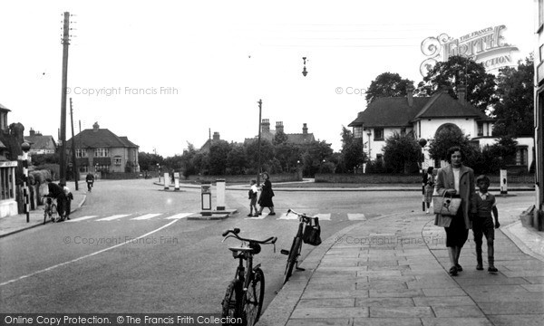 Photo of Wickford, The High Street c.1955