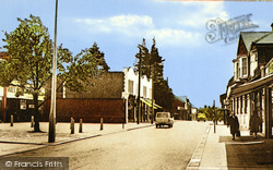 Wickford, The High Street c.1960