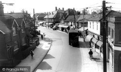 The High Street c.1965, Wickford