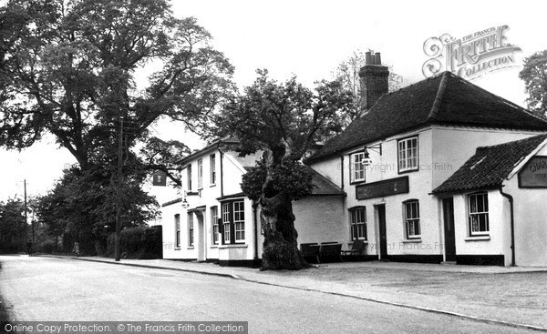 Photo of Wickford, The Quart Pot Inn, Runwell c.1955