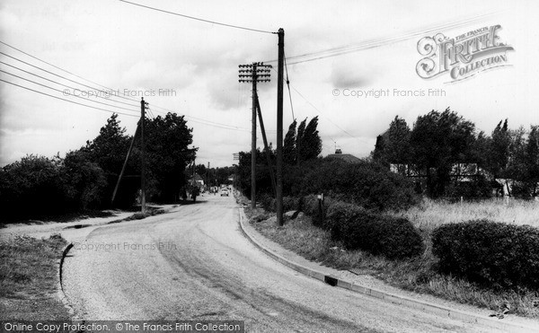 Photo of Wickford, Wantz Corner c.1960
