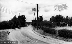 Wantz Corner c.1960, Wickford