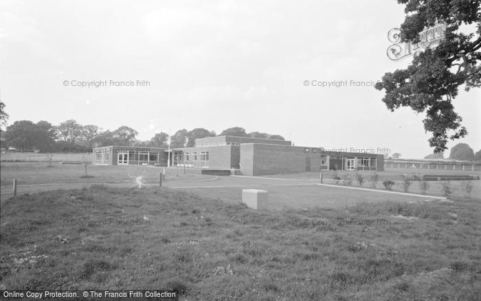 Photo of Wickham, 1969