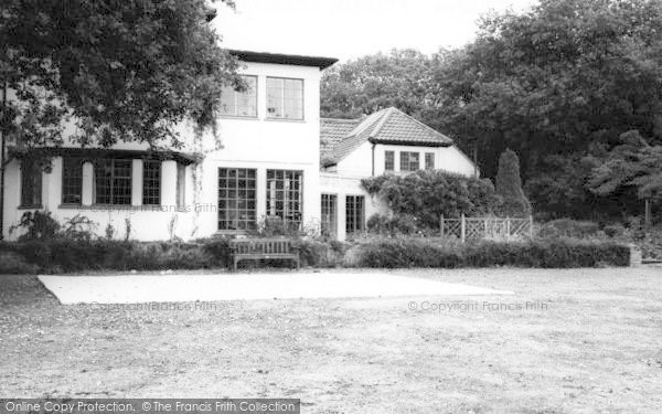 Photo of Wickham Bishops, Fairplay House c.1965