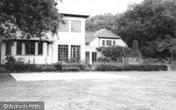 Wickham Bishops, Fairplay House c.1965