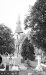 Wickham Bishops, St Bartholomew's Church c.1960