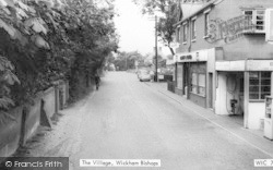 Wickham Bishops, The Village c.1960
