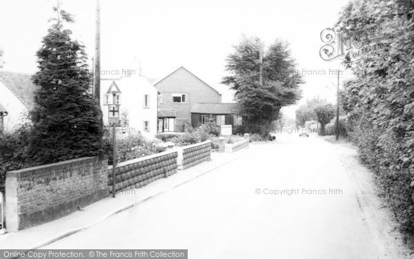 Photo of Wickham Bishops, The Village c.1965