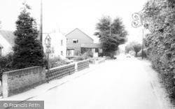 Wickham Bishops, The Village c.1965