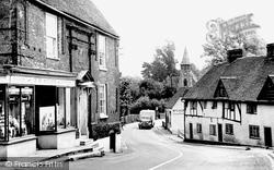 Wickham, Bridge Street 1951