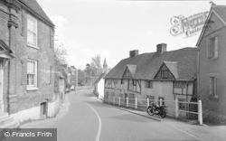Wickham, Bridge Street 1957