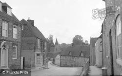 Wickham, Bridge Street 1961