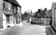 Wickham, Bridge Street 1964