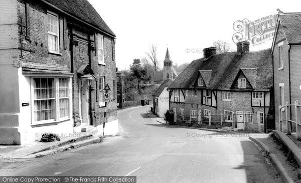 Photo of Wickham, Bridge Street 1964